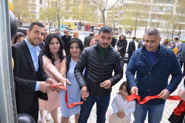 Rapunzel Güzellik Merkezi açıldı