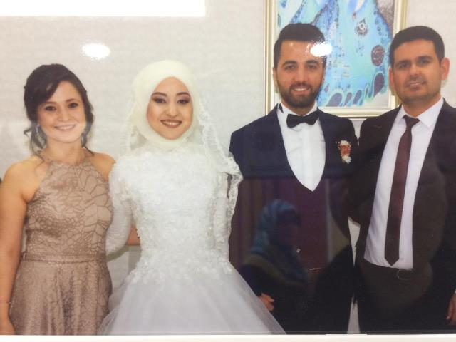 Reyhan ile Mustafa dünya evine girdi
