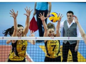 Voleybol: Vestel Venus Sultanlar Ligi play-off