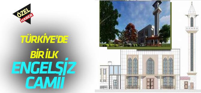 Türkiye'nin ilk engelsiz camisi  Konya'da yapılacak