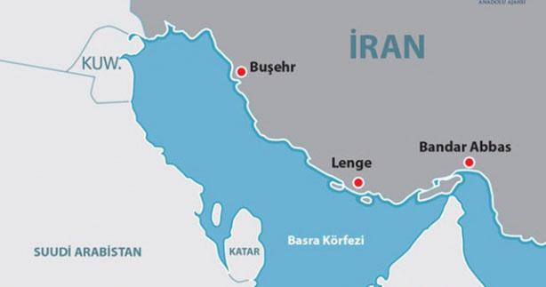 İran Hürmüz Boğazında kaçak petrol tankerine el koydu