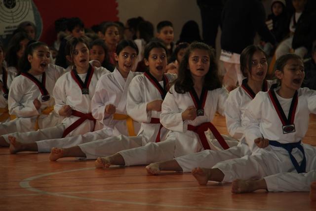 Beyşehir'de geleceğin dünya şampiyonları yetişiyor