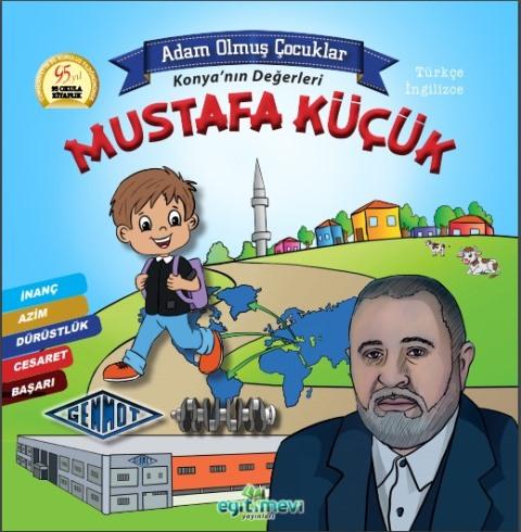 Genmot'tan Konya'ya koridor kitaplığı