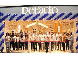 DeFacto Fas'ta pazar liderliğine oynuyor