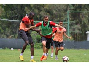 Hatayspor, Adanaspor maçının hazırlıklarını tamamladı