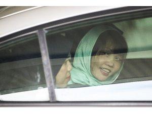 Kim Jong Nam suikastı sanığı Vietnamlı kadın tahliye edildi