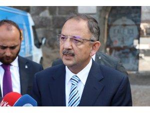 Özhaseki'nin Abdullah Gül'ün yeni parti kuracağı iddialarına yorumu: