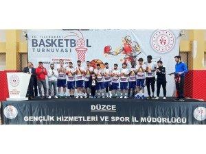 Basketbol şampiyonu Karabük oldu