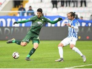 Spor Toto Süper Lig: BB Erzurumspor: 2 - Bursaspor: 0 (Maç sonucu)