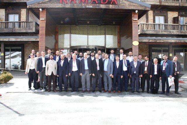 Müsiad Konya Şubesinde 'İş Geliştirme Toplantısı' Düzenlendi