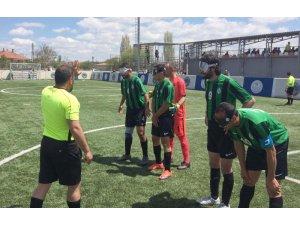 Sesi Görenler Futbol Ligi 4. hafta