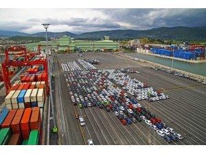 Otomotiv ihracatı Nisan'da 2,6 milyar dolar oldu