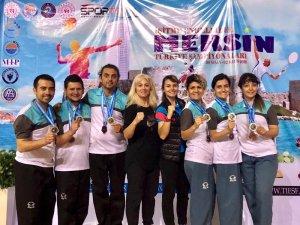 İşitme Engelliler Türkiye Şampiyonasına Tepebaşı damgası