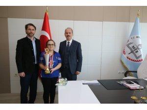 Yalovalı satranççı dünya ikincisi oldu