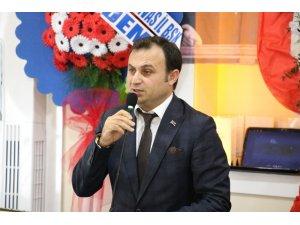 Muhafazakar Yükseliş Partisi Sivas İl Kongresini yapıldı