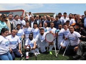 Şahinbey Ampute, 3 hafta kala şampiyonluğunu ilan etti