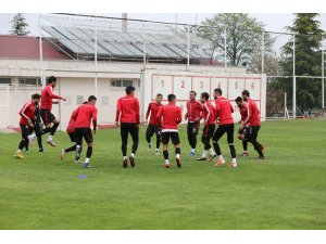 Yılport Samsunspor Play-Off hazırlıklarına başladı