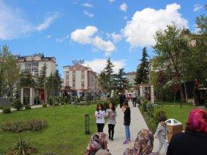 Seydişehir Millet Parkı hizmete açıldı