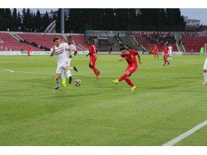 Spor Toto 1. Lig: Balıkesirspor Baltok: 1 - Gazişehir Gaziantep: 2