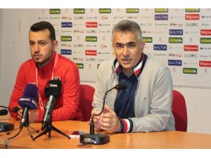 Balıkesirspor Baltok - Gazişehir Gaziantepspor maçının ardından