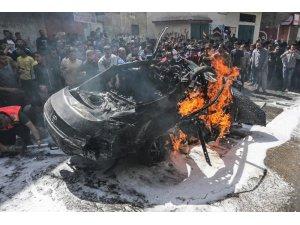 İsrail ordusu Hamas'ın üst düzey yöneticisini öldürdü