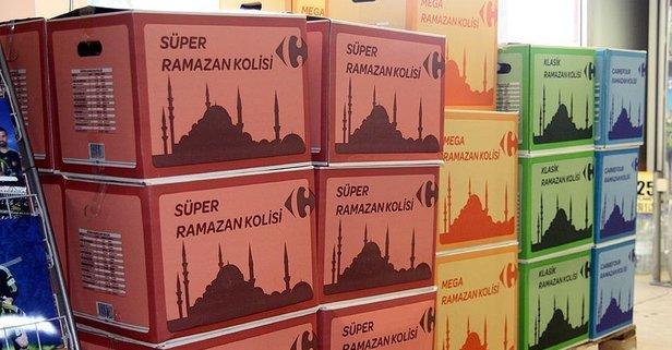 Vicdansızlığın Böylesi! Ramazan Paketlerine Tarihi Geçmiş Ürünleri Koymuşlar