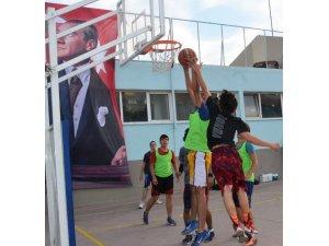 Aydın'da sokak basketbolu başlıyor