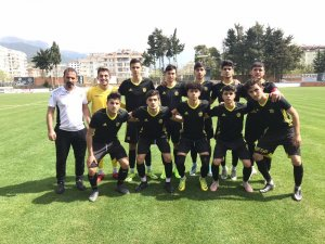 U17'den ligde kalma adına önemli galibiyet