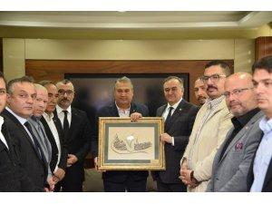 MHP'li Akçay'dan Başkan Çerçi'ye tam destek