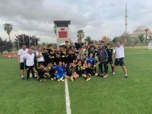 Konyaspor U 16 son 4'te