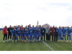Ergene Velimeşespor, play-off maçına hazırlanıyor