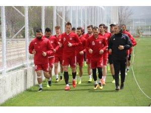 Sivasspor, Göztepe hazırlıklarına başladı