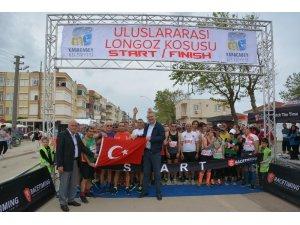 4. Uluslararası Longoz Koşusu'nda heyecan fırtınası