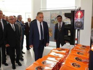 Konya'da Karayolu Trafik Haftası açılış töreniyle başladı