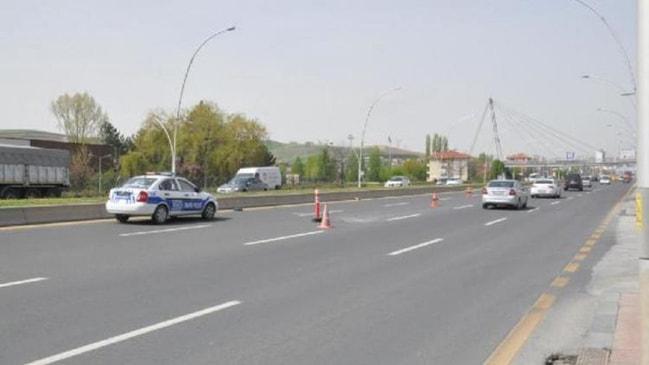1 polis memuru şehit oldu... Ankara'da polis uygulama noktasına araç daldı!