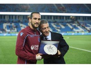 Spor Toto Süper Lig: Trabzonspor: 2 - İstiklal Mobilya Kayserispor: 1 (İlk yarı)