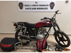 Bingöl'de hırsızlık operasyonları: 3 şüpheli tutuklandı