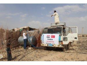 Sadakataşı Derneğinden Yemen'e insani yardım
