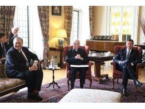 ABD Dışişleri Bakanı Pompeo, Londra'da