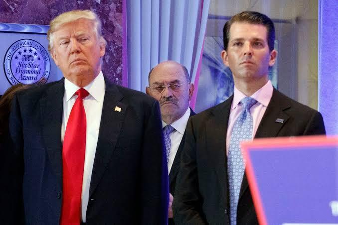 ABD Senatosu, Trump'ın oğlunu ifadeye çağırdı