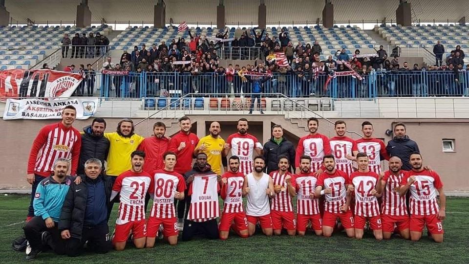 Akşehirspor için son şans