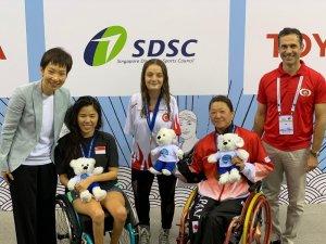 Paralimpik milli yüzücülerin hedefi Tokyo Olimpiyatları