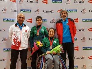 'Para-Badminton'ta önemli dereceler