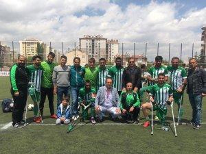 Konya Engelliler Gücü yeniden Süper Lig'de