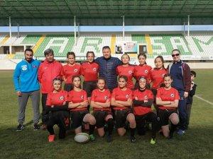 Ragbide Konya Spor Lisesi başarısı