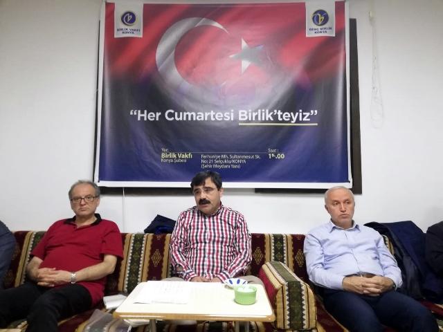 Birlik'te Ramazan sohbetleri devam ediyor
