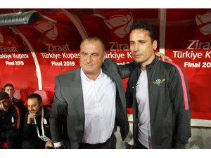 Ziraat Türkiye Kupası Finali: Akhisarspor: 0  - Galatasaray: 0 (İlk yarı)