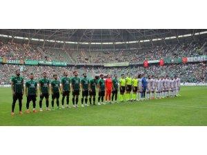 TFF 3. Lig Play-Off Yarı Final: Kocaelispor: 0 - Yeni Çorumspor: 3