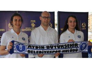 Aydın Büyükşehir'den iki transfer