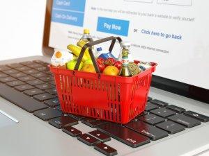 İnternetten gıda satışları yüzde 112 arttı